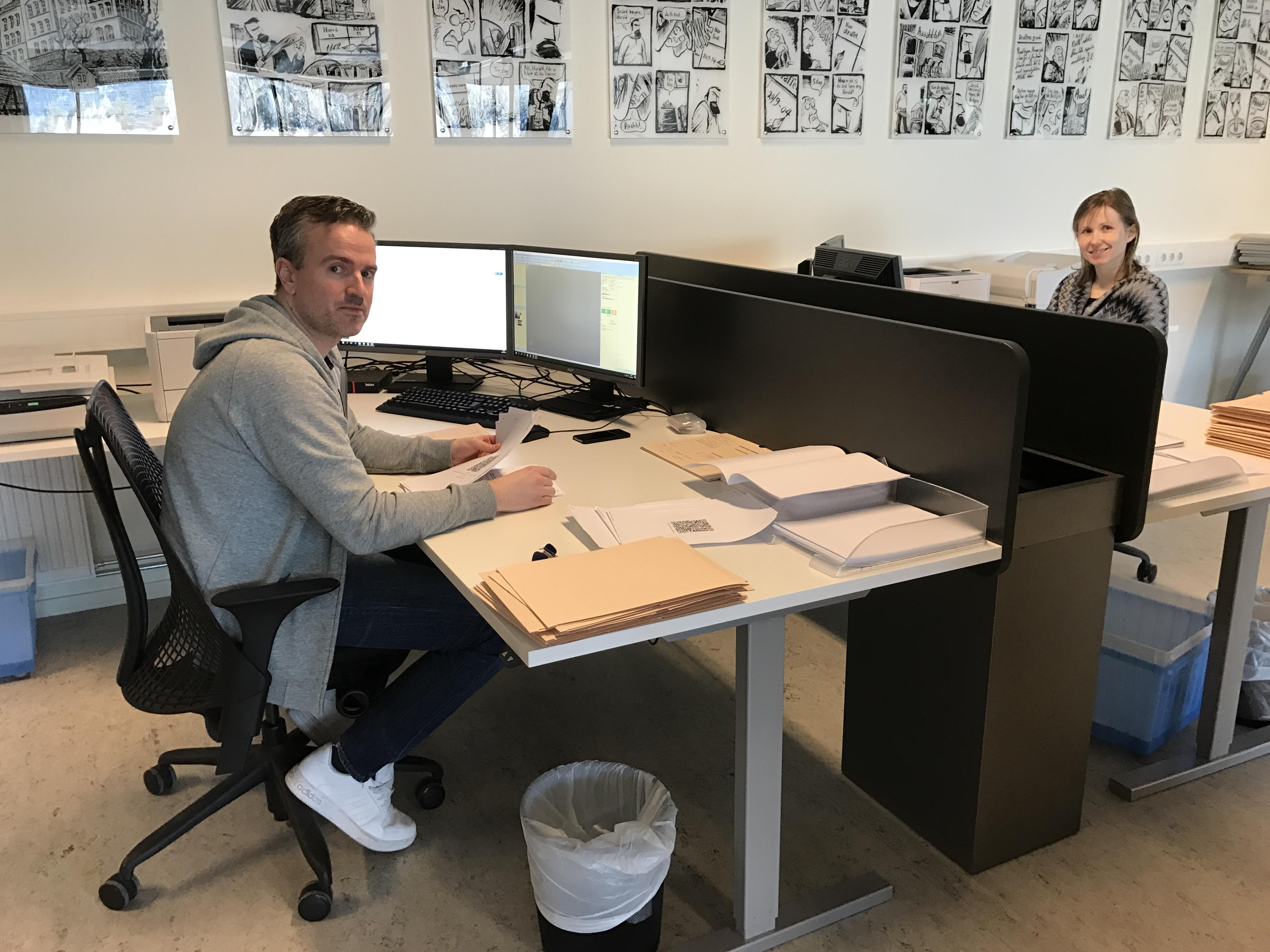 Pilotprosjekt for digitalisering av Sandefjord kommunes byggesaksarkiv